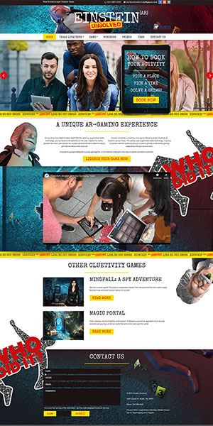 Custom Web Site Designs