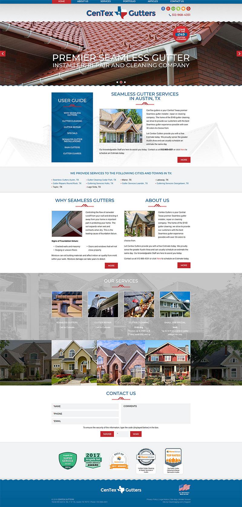 Custom Web Design Portfolio Responsive Web Design Samples
